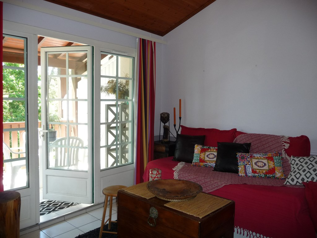 holiday rental apartment for 4 in Moliets(40) with pool