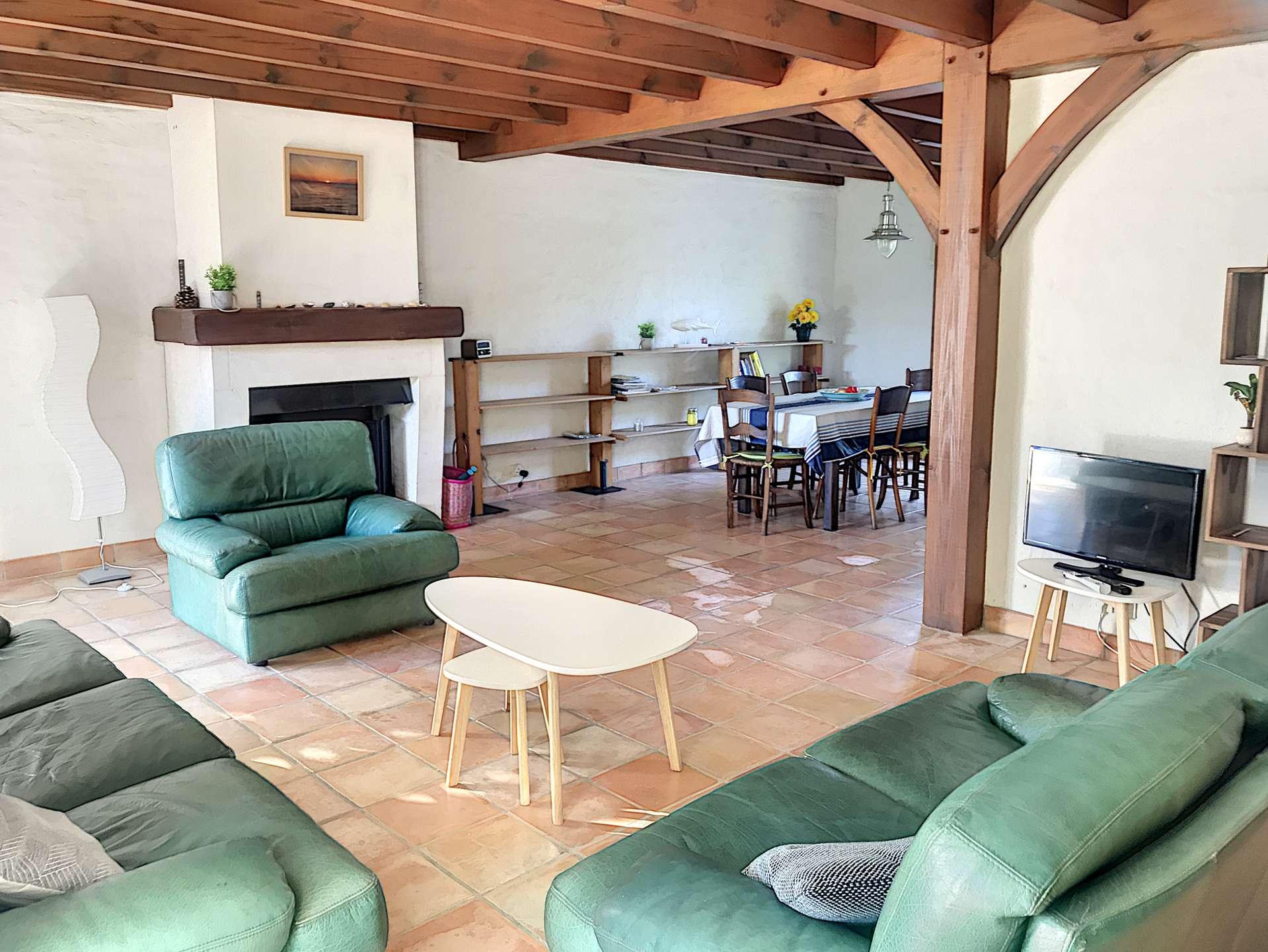 Villa à Moliets