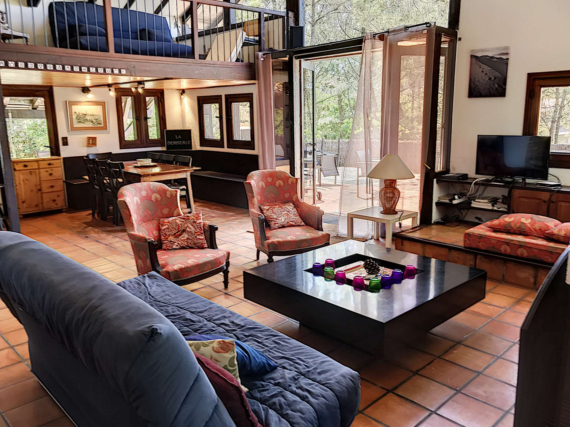 rental Villa in Moliets