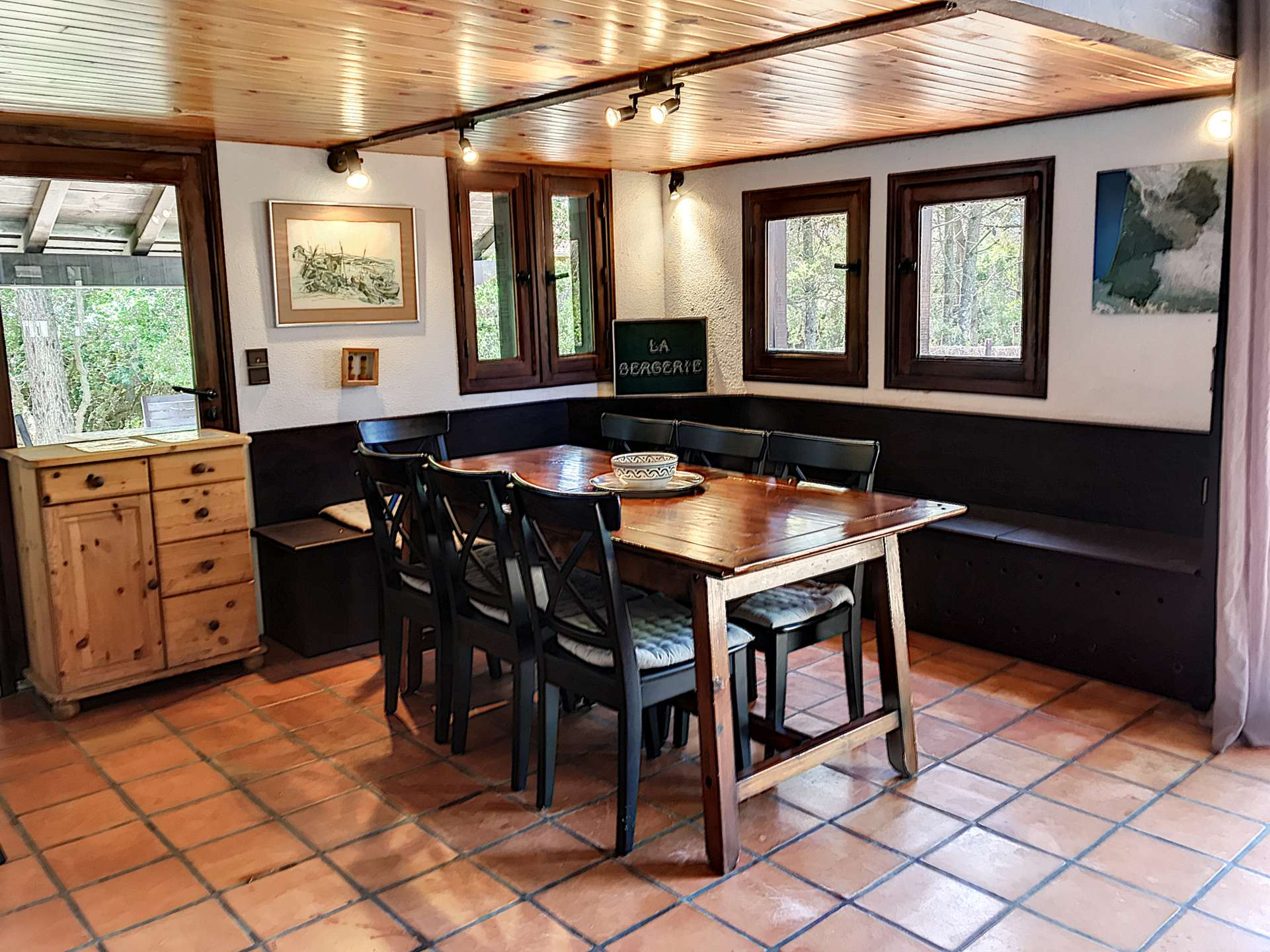 Villa to rent in Moliets