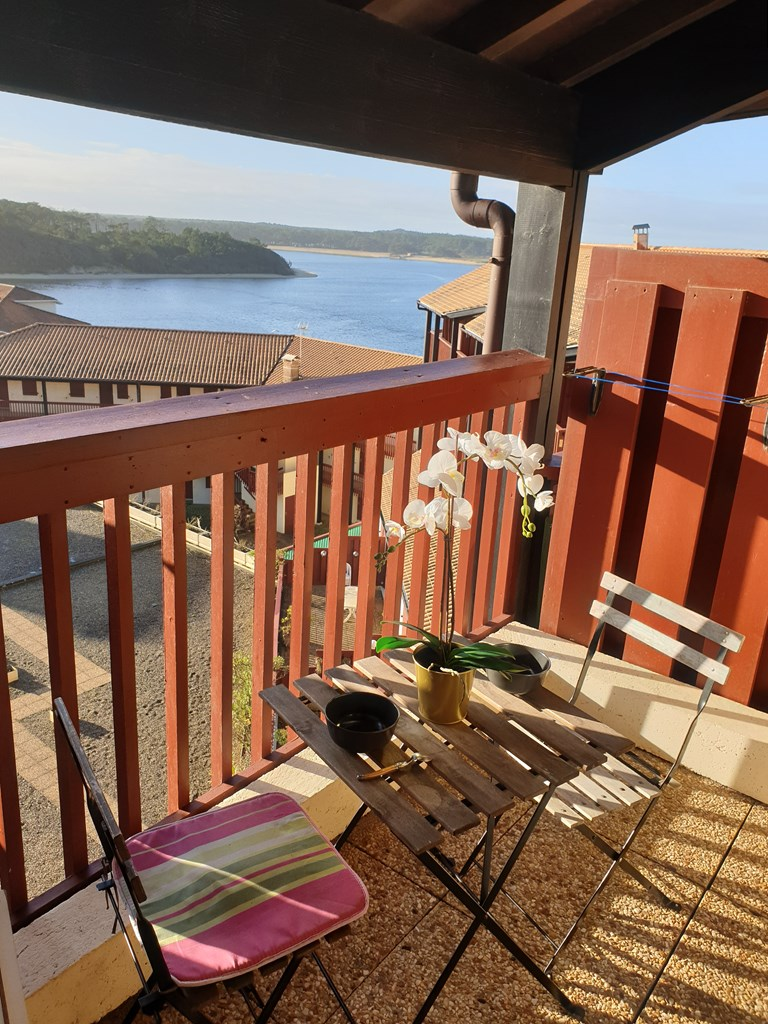 Holiday rental apartment for 4 in Vieux Boucau