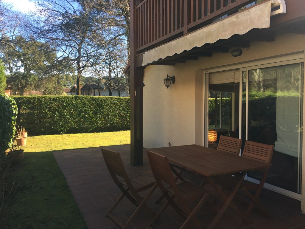 holiday rental villa for 6 in Soustons Plage(40)