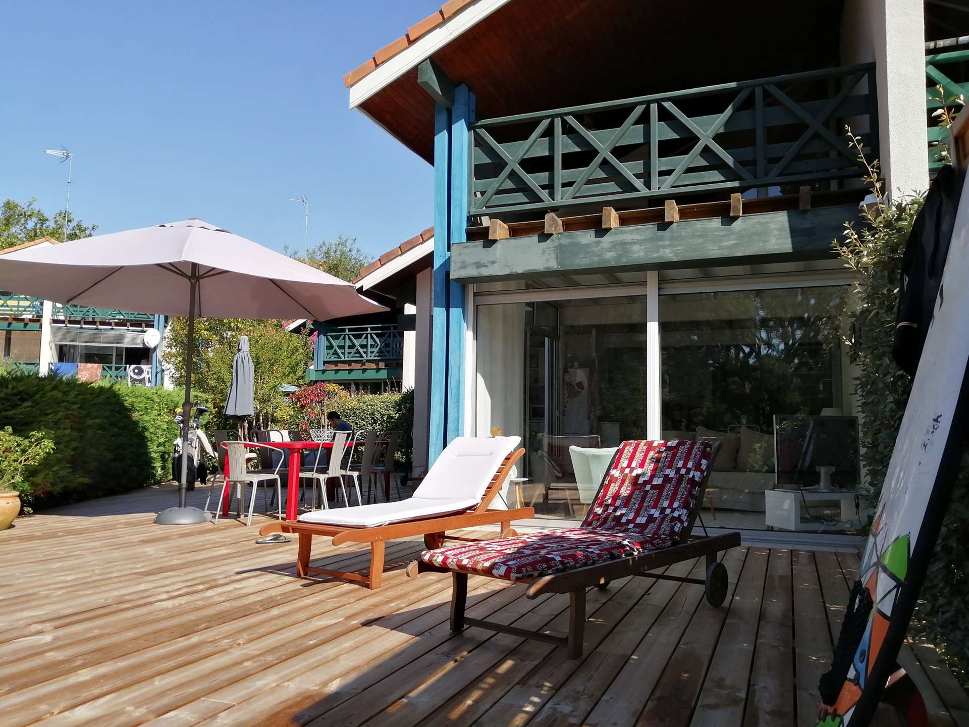 holiday rental villa for 7 in Moliets(40)