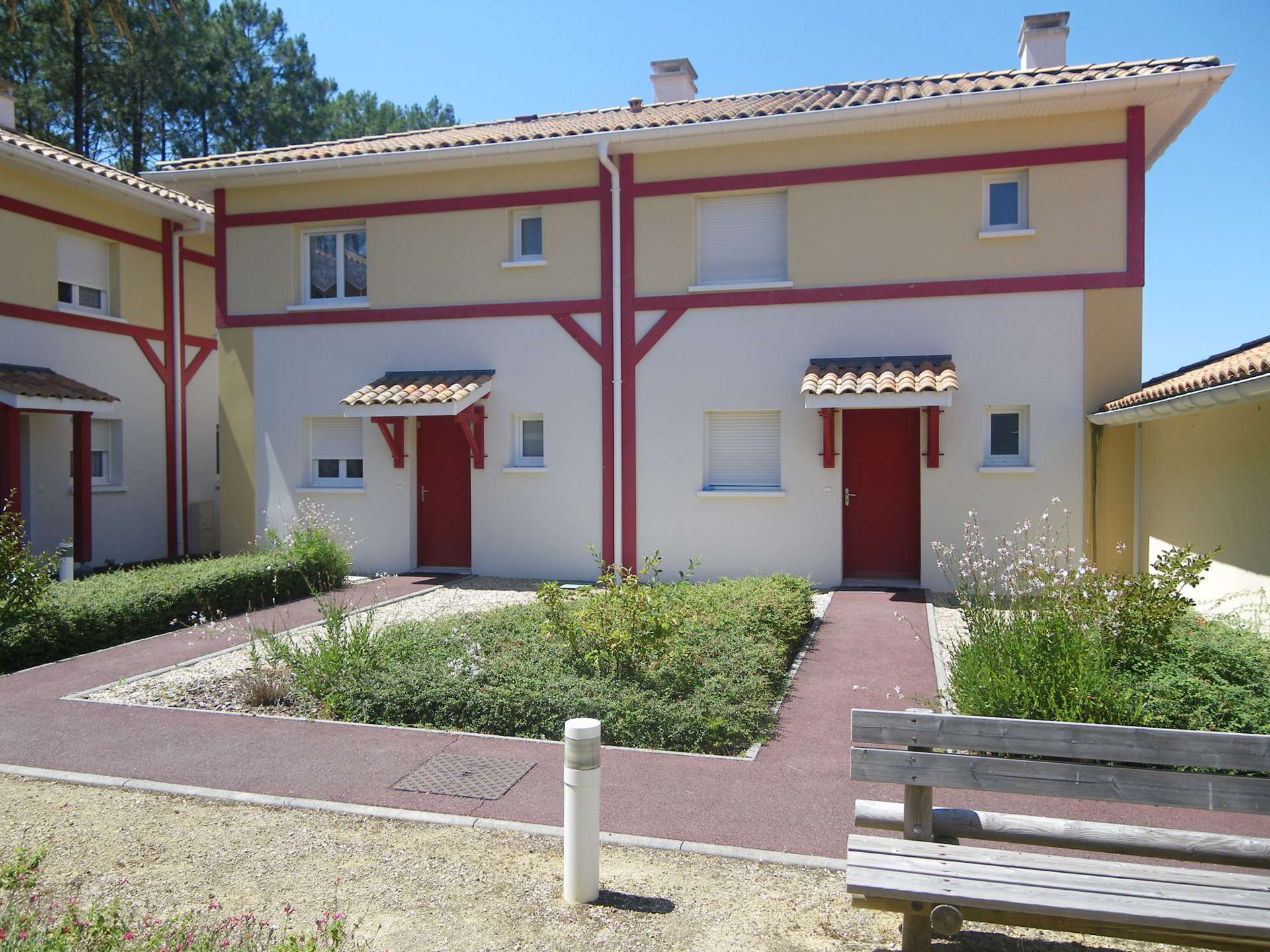 Holiday rental villa for 6 in Messanges