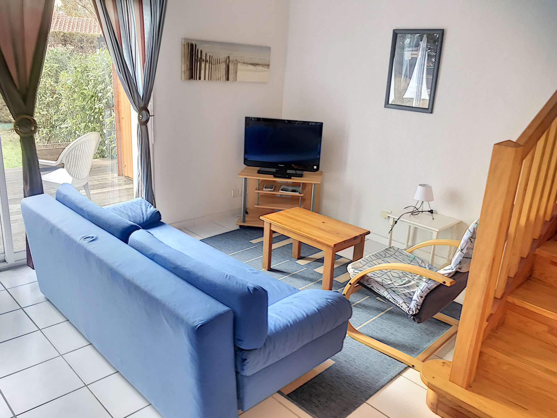 Villa to rent in Messanges