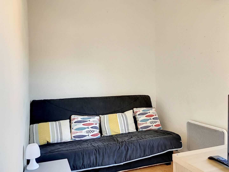 Appartement pour 5 à Vieux Boucau
