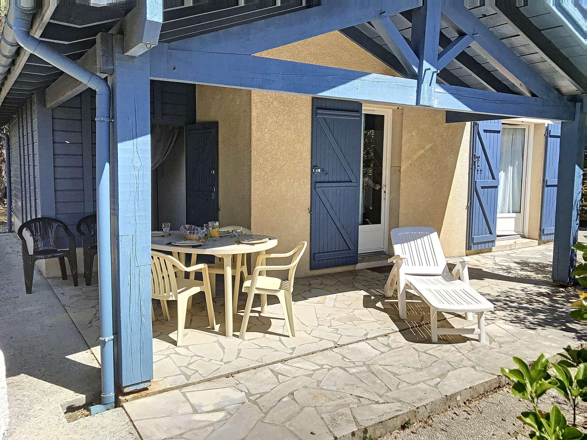 Villa à louer à Soustons Plage