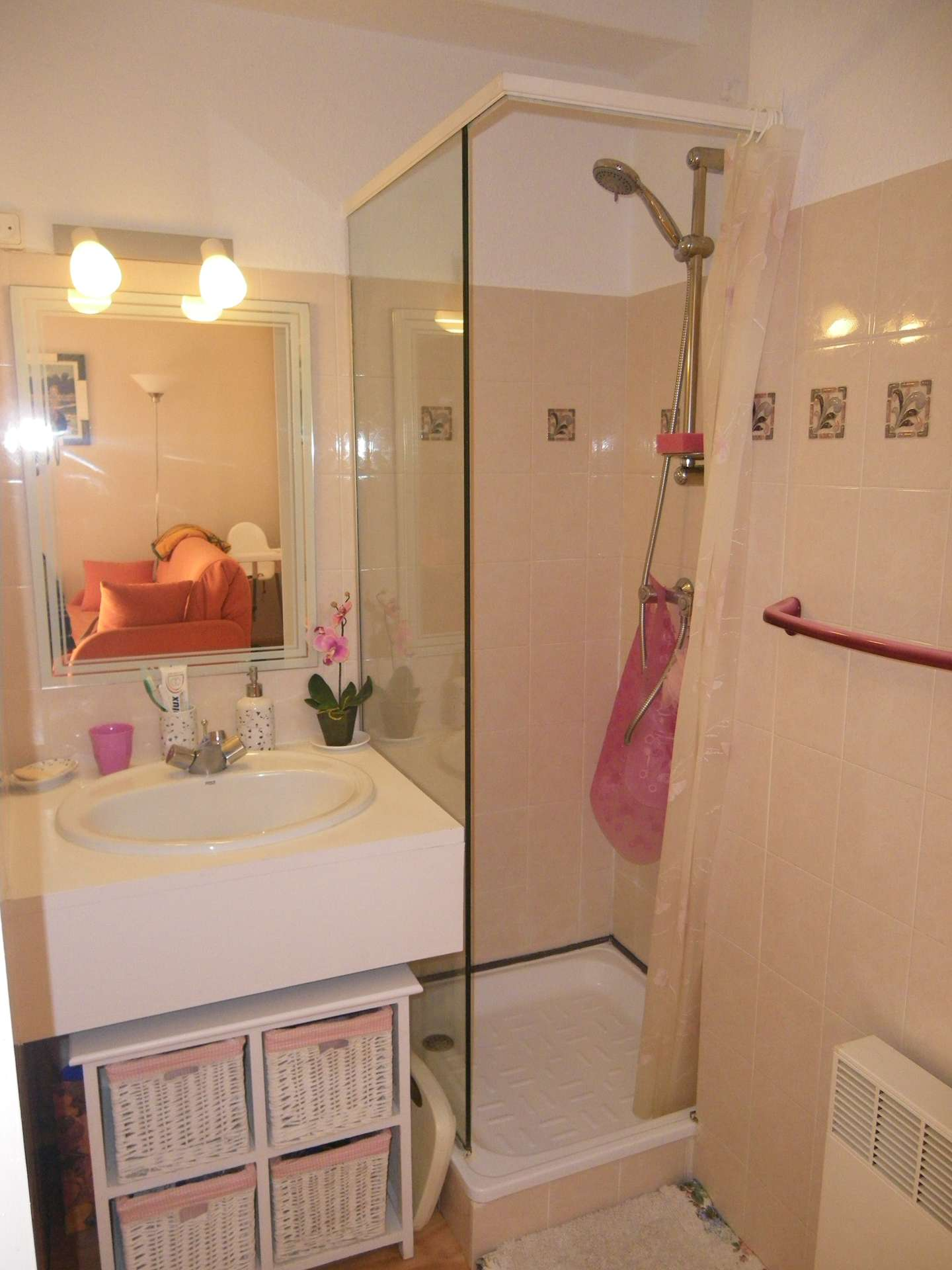 Apartment holiday rental for 3 in Vieux Boucau