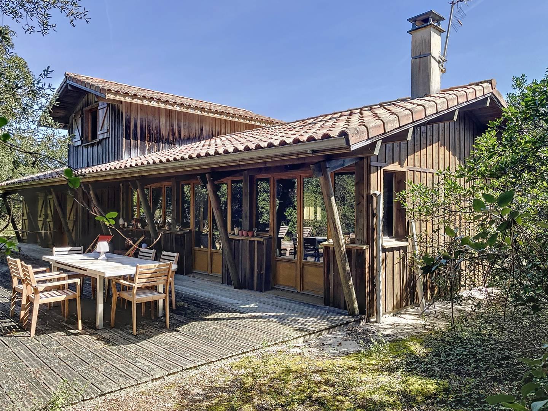 Villa pour 6 à louer à Moliets