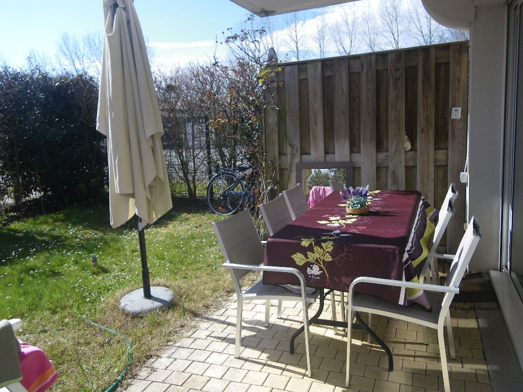 holiday rental apartment for 5 in Vieux Boucau(40)
